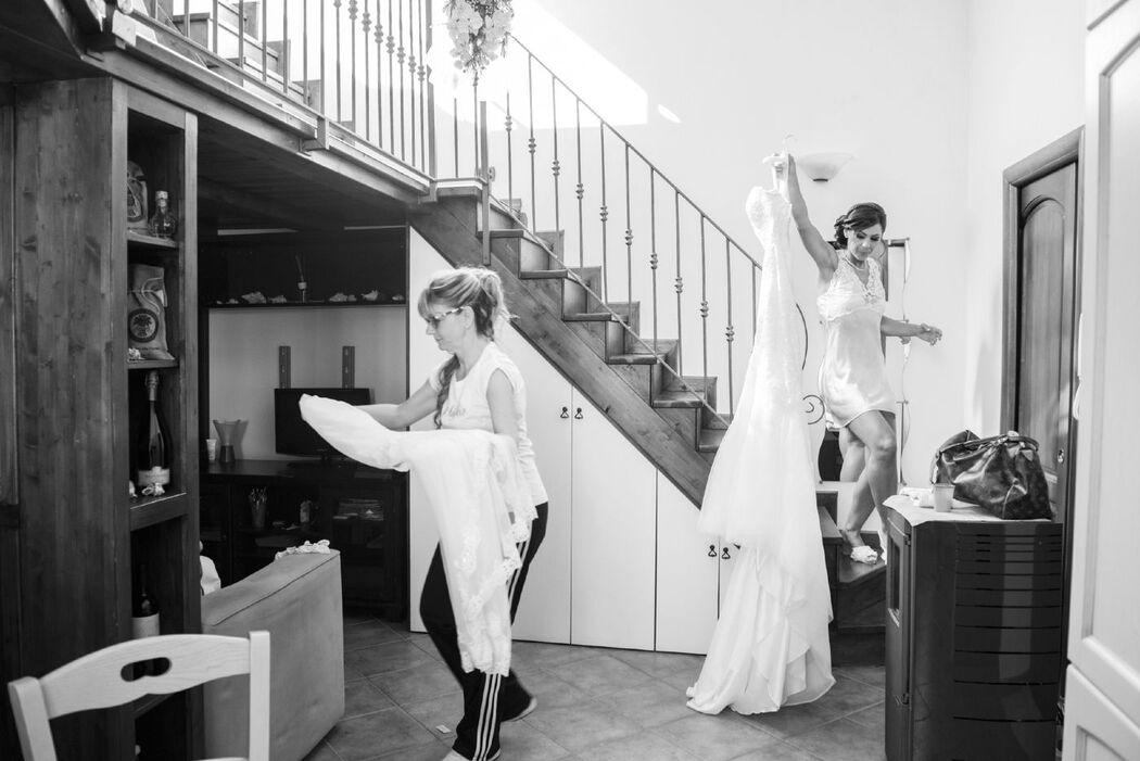 Mario Feliciello - Italian Wedding Photojournalist