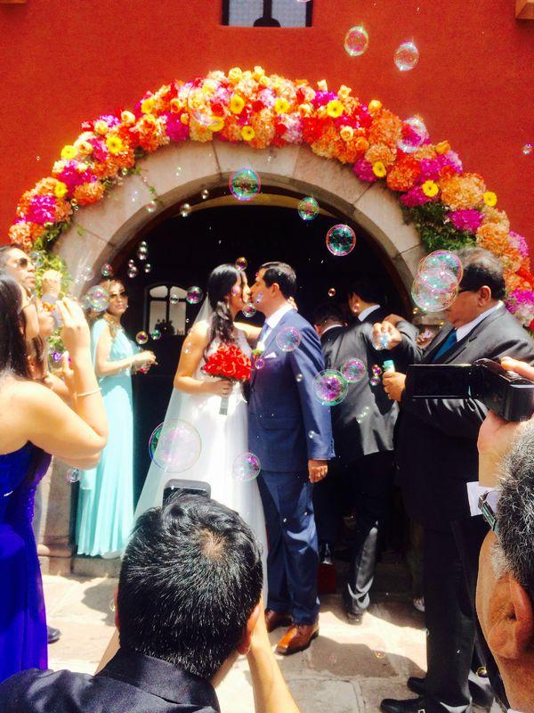 Feliz y casados