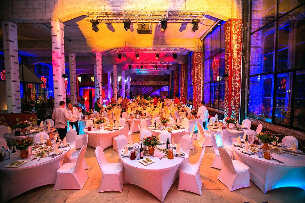 Свадебное торжество в Русском стиле