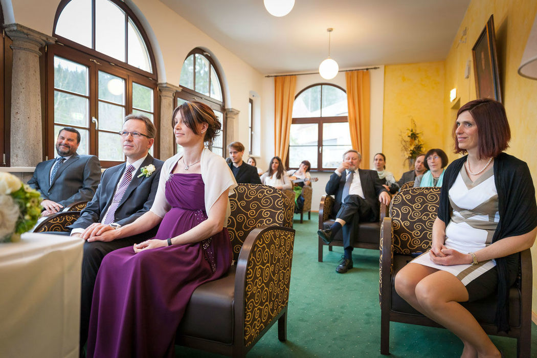 Beispiel: Lassen Sie sich auf Schloss Kassegg trauen, Foto: Naturhotel Schloss Kassegg.