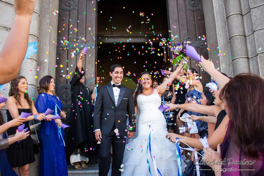 Francisca & Rodolfo - Matrimonio