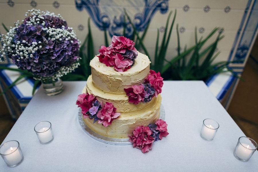 Wedding cake Credit photo: Pretty days