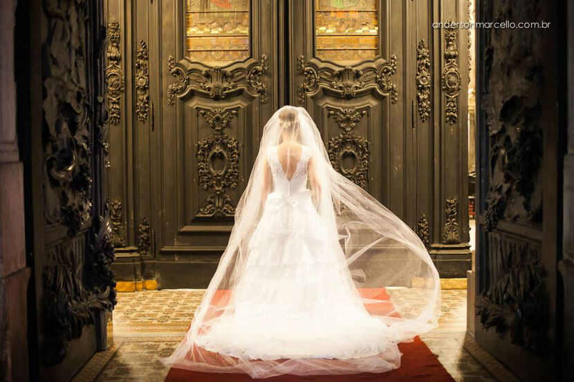 Noiva Incomparável Eventos: Igreja Nossa Senhora da Candelária