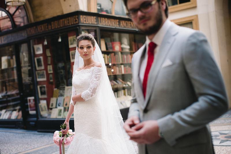 Mariage de Julia & Eugène, des Russes à Paris, Séance de couple, Crédit Ian Holmes