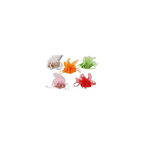 Bolsita de arroz de colores para bodas