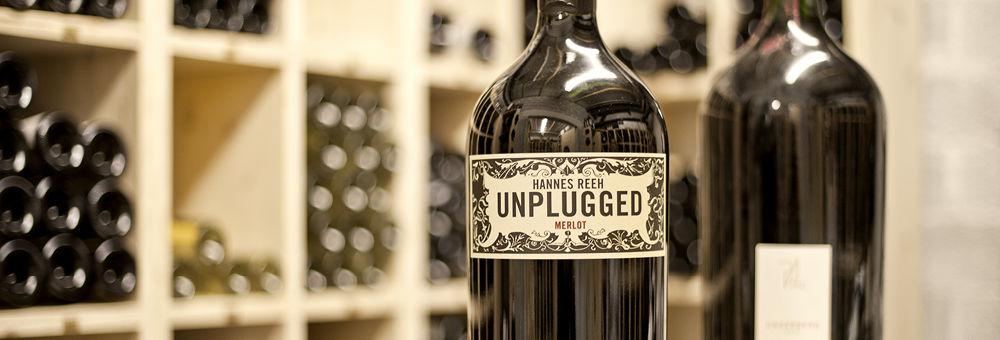 Beispiel: Weinkeller, Foto: Restaurant VA BENE.