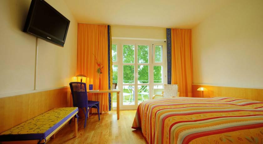 Beispiel: Hotelzimmer, Foto: See & Park Hotel Feldbach.