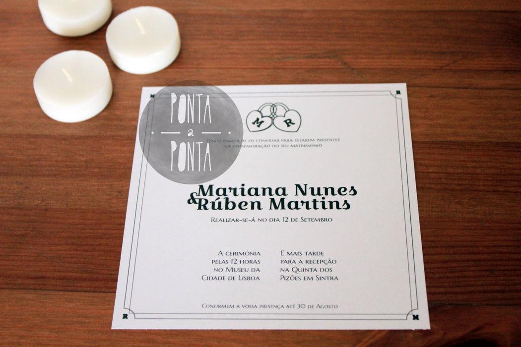 Convite M&R (1/2)   1 lado   quadrado