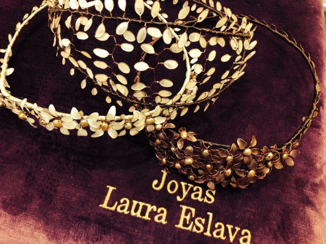 Laura Eslava joyas