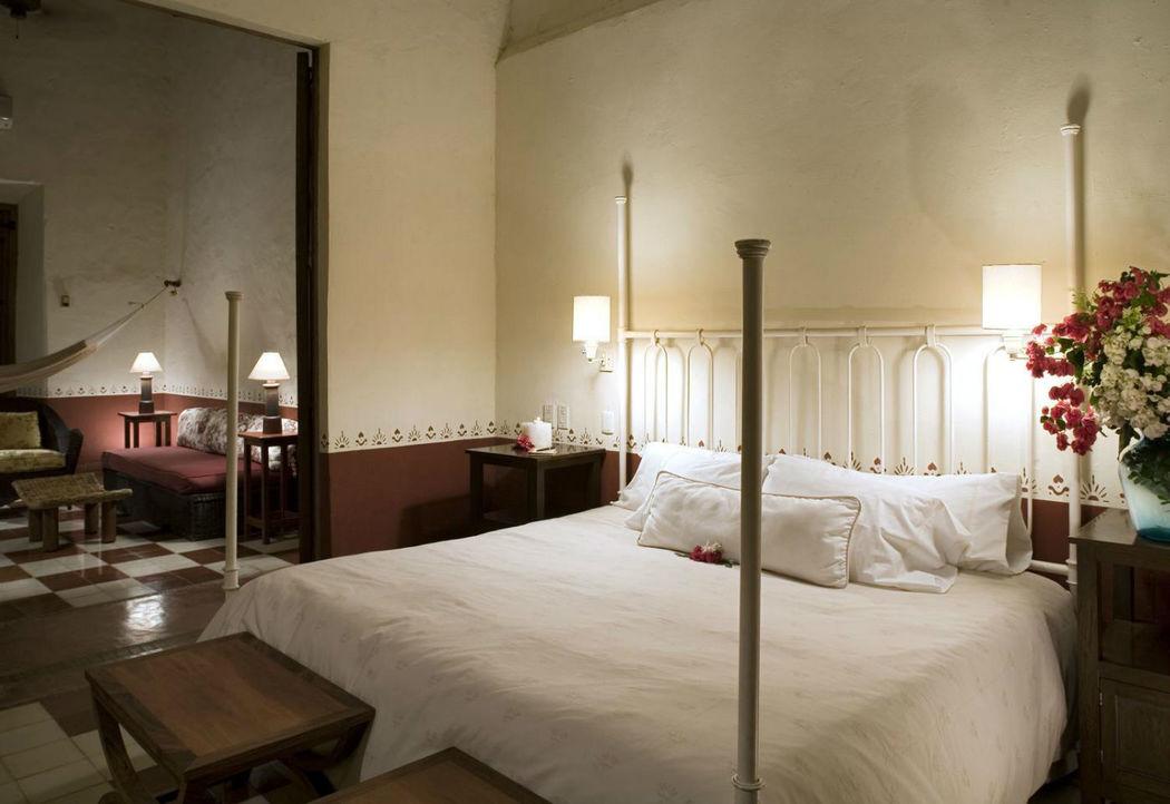 Hacienda Santa Rosa, hotel para celebrar tu boda en Yucatán
