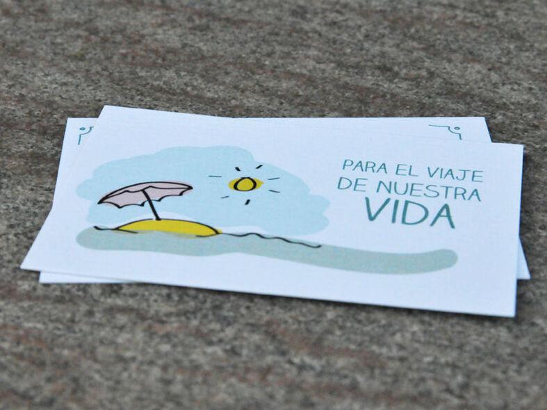 tarjetas nº cuenta