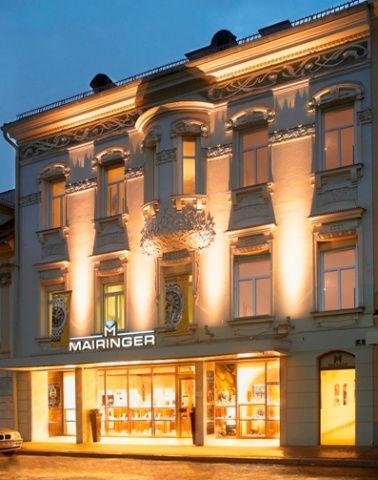 Beispiel: Juwelier Mairinger am Benediktinerplatz, Foto: Juwelier Mairinger.