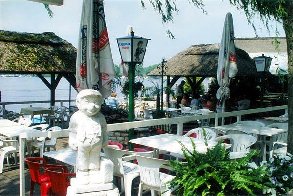 Beispiel: Terrasse, Foto: Hotel Restaurant Igel.