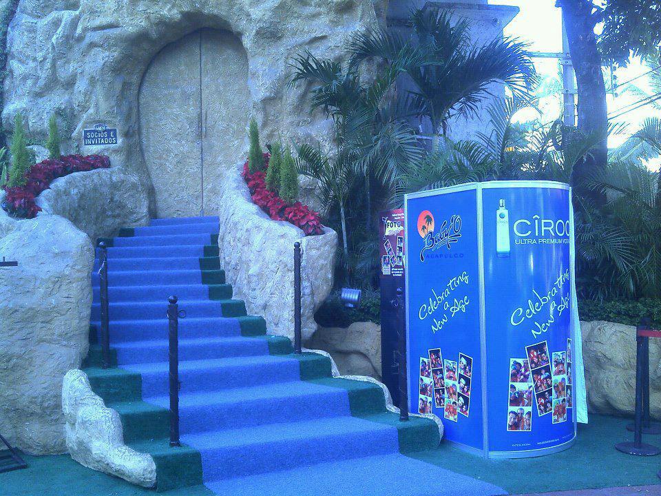 Personaliza tu cabina con la imagen de tu boda. FotoMagic la cabina #1 de Acapulco