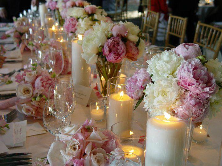 Beispiel: Hochzeitstafel, Foto: CCB Catering Company Brok.
