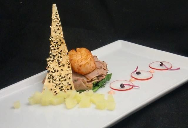 Beispiel: Kulinarische Eindrücke, Foto: Restaurant 1871.