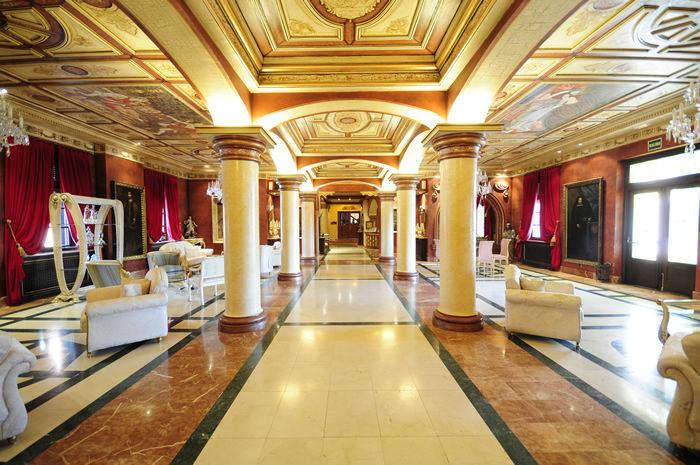 Recepción del Hotel Convento I