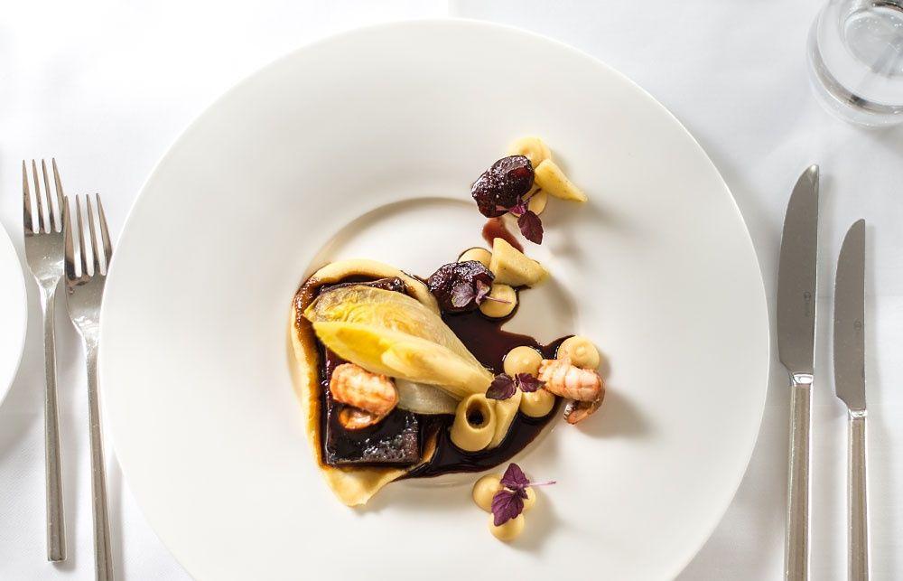 Beispiel: Kulinarisches, Foto: Château Gütsch.