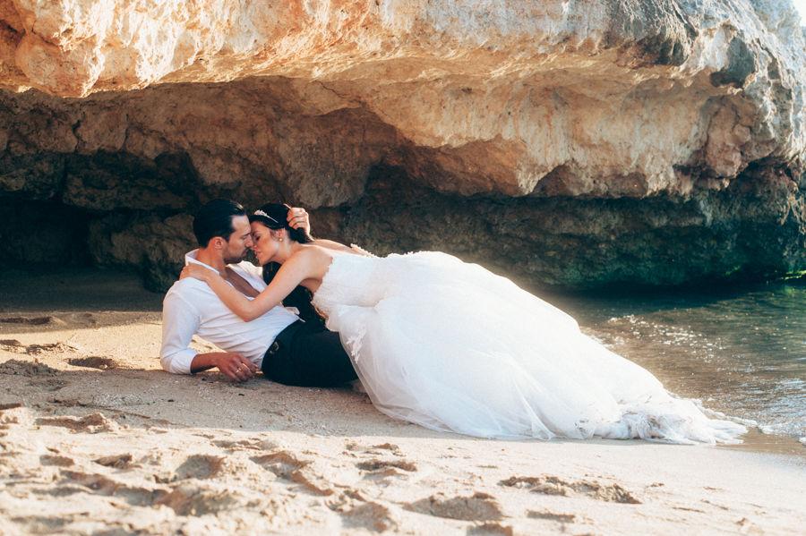 Hochzeitsfotografie Apulien, Italien
