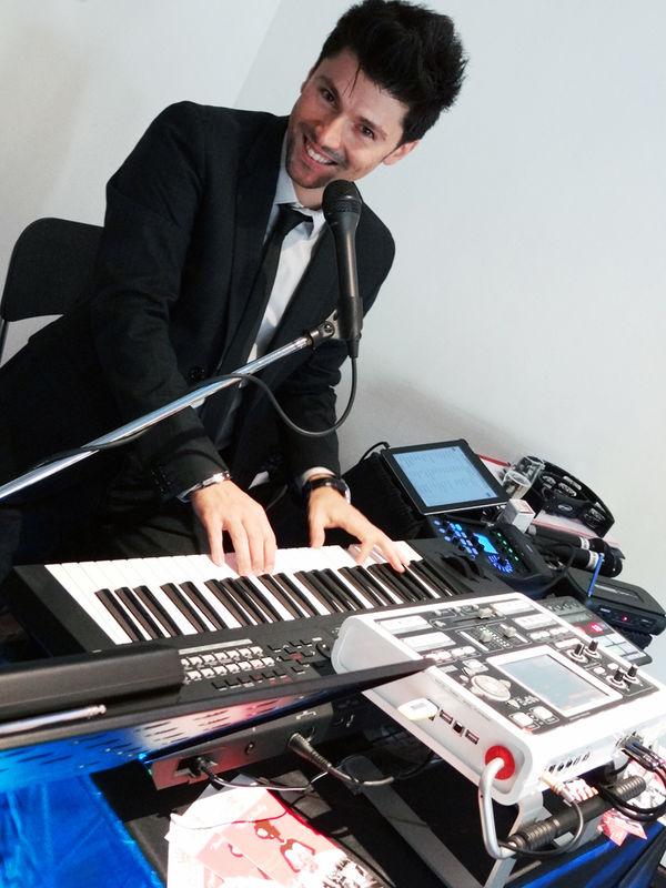 Aldo Dominici Live Piano