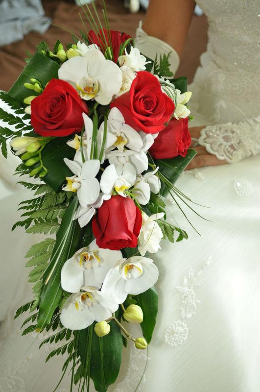 Bouquet de la mariée par Event-Evenements