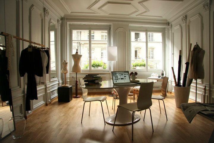 Beispiel: Atelier, Foto: 2ème Étage.