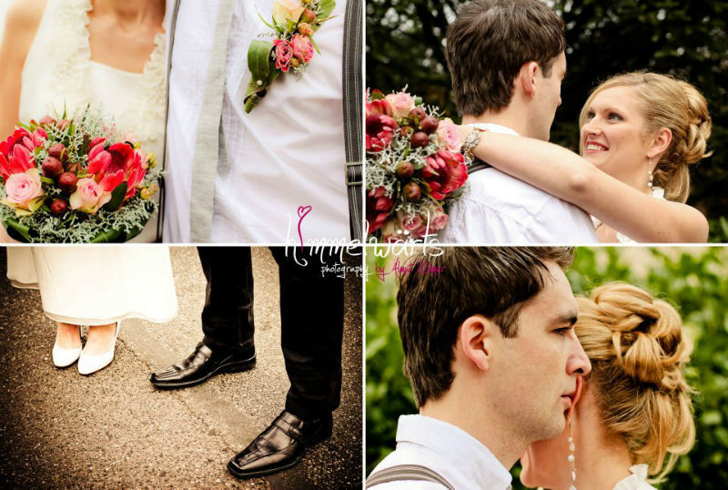 Beispiel: Hochzeitsreportagen vom Profi, Foto: Almut Buchwitz Fotografie.