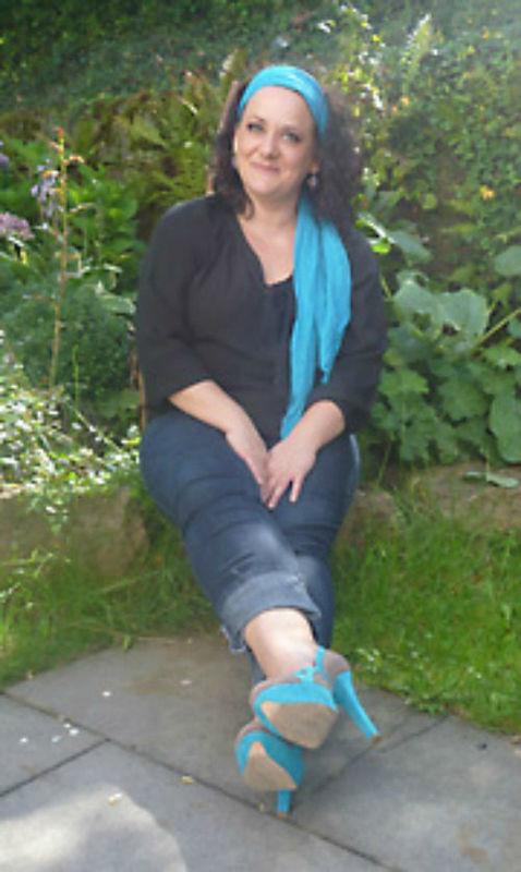 Beispiel: Inhaberin, Christiane Merz-Walter, Foto: Les Fleurs Vagabondes.