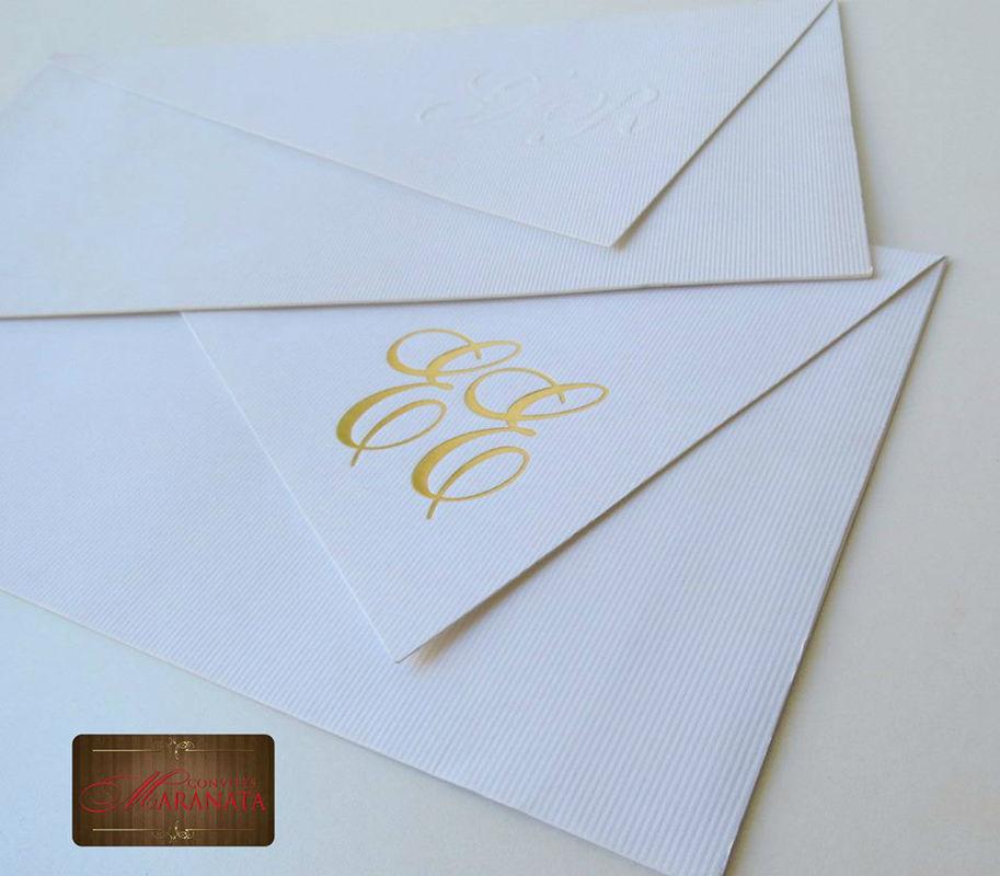 Convites Maranata