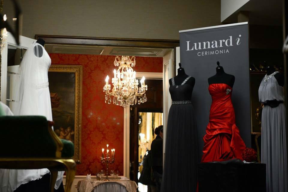 Beispiel: Verkaufsräume, Foto: Lunardi Cerimonia.