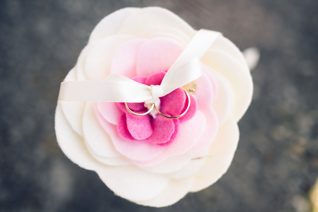 Flor para las Argollas & Arras