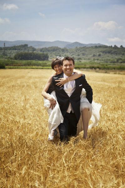 Fotógrafos Galéa, arte y creatividad para tu boda