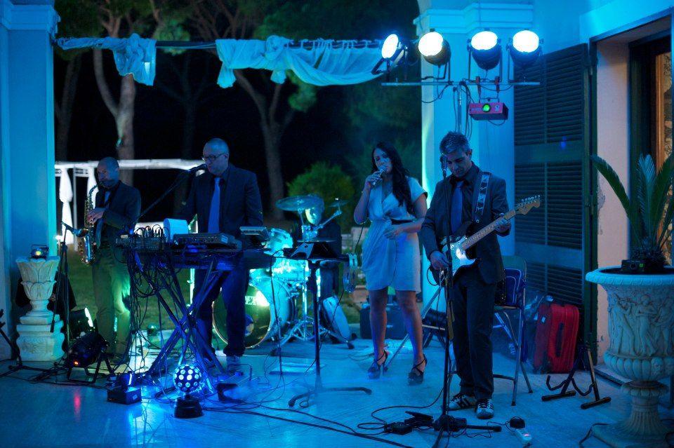 Everglades Musica & Animazione: Live Band