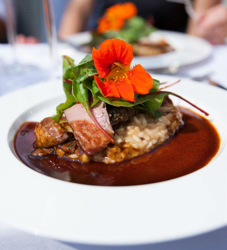 Beispiel: Leckere Gerichte, Foto: gelassen feiern Ihre Event Manufaktur.