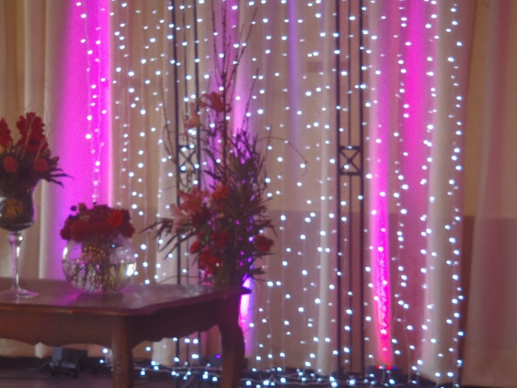 Decoración LED Acceso Eventos