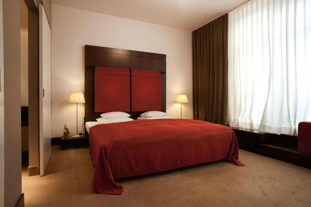 Beispiel: Suite, Foto: Gastwerk Hotel.