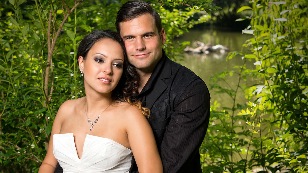 Beispiel: Hochzeitsfotografie, Foto: TKM Photography.