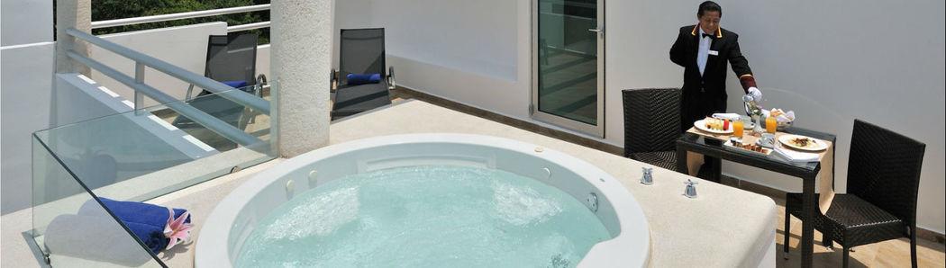 Hotel Grand Bahía Príncipe Sian Ka´an para que celebres tu boda en Cancún
