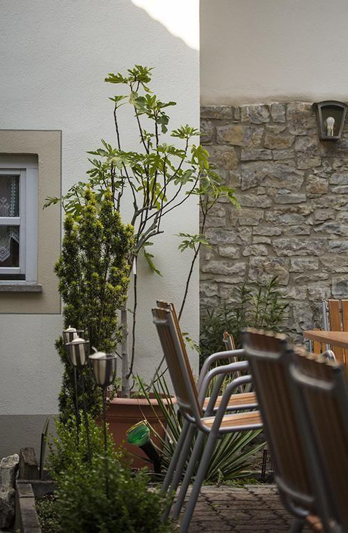 Beispiel: Biergarten, Foto: Landgasthaus Römerhof.