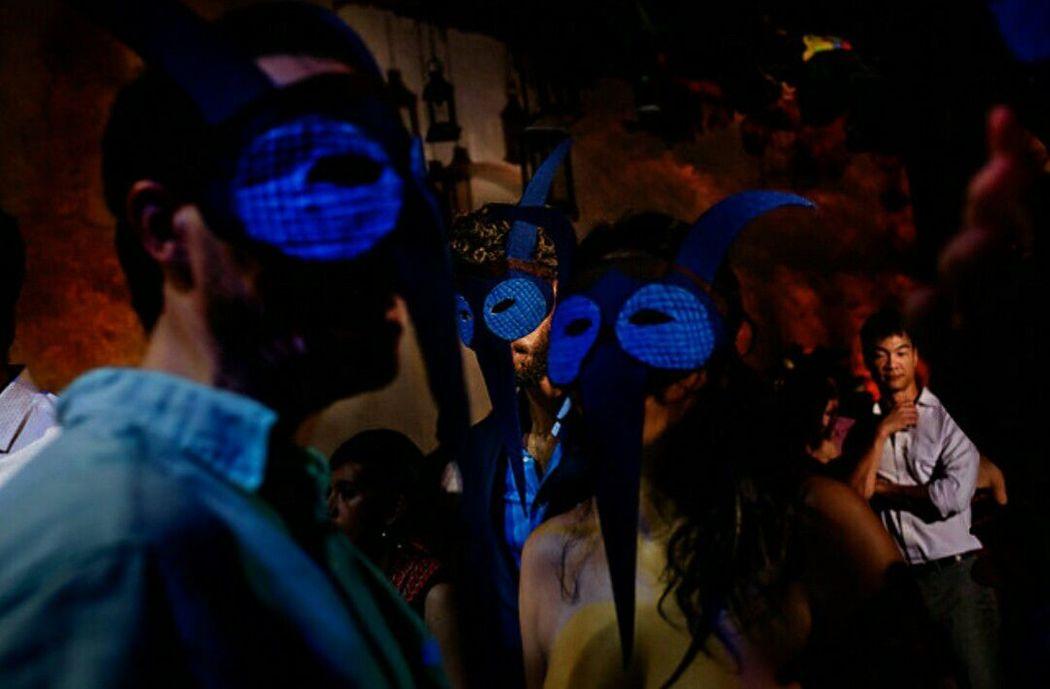 Accesorios para hora loca Amazonas (el Zica, Invitados)