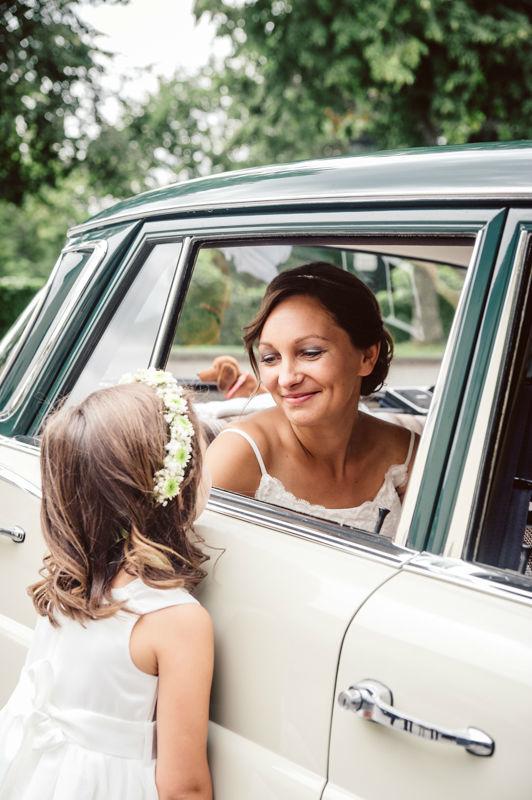 Beispiel: Originelle Fotos von Ihrer Hochzeit, Foto: Hochzeitsfotograf Dieter Hawlan.