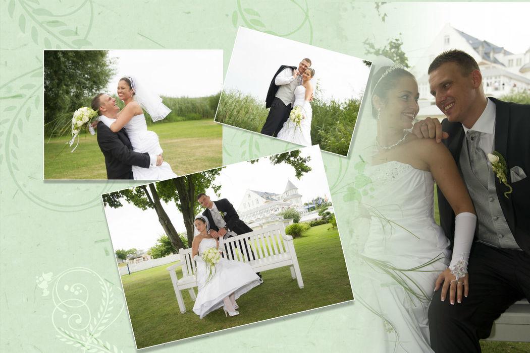 Eine traumhafte Hochzeit im Resort-Schwielowsee im Land Brandenburg. Ein Dankeschön an das nette Hochzeitspaar.