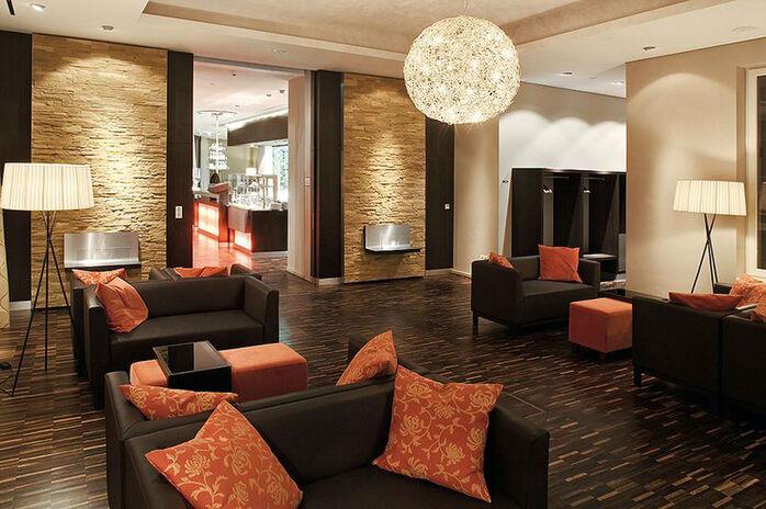 Beispiel: Lounge, Foto: Restaurant Heinricus.