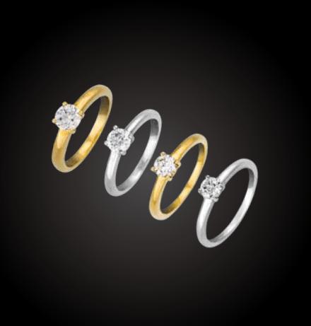 Beispiel: Große Auswahl, Foto: Juweliere Ellert.