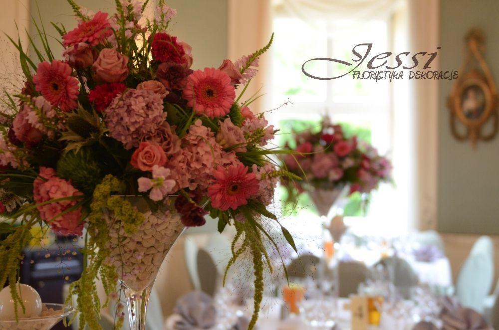 dekoracja stołu gości   #ogrod