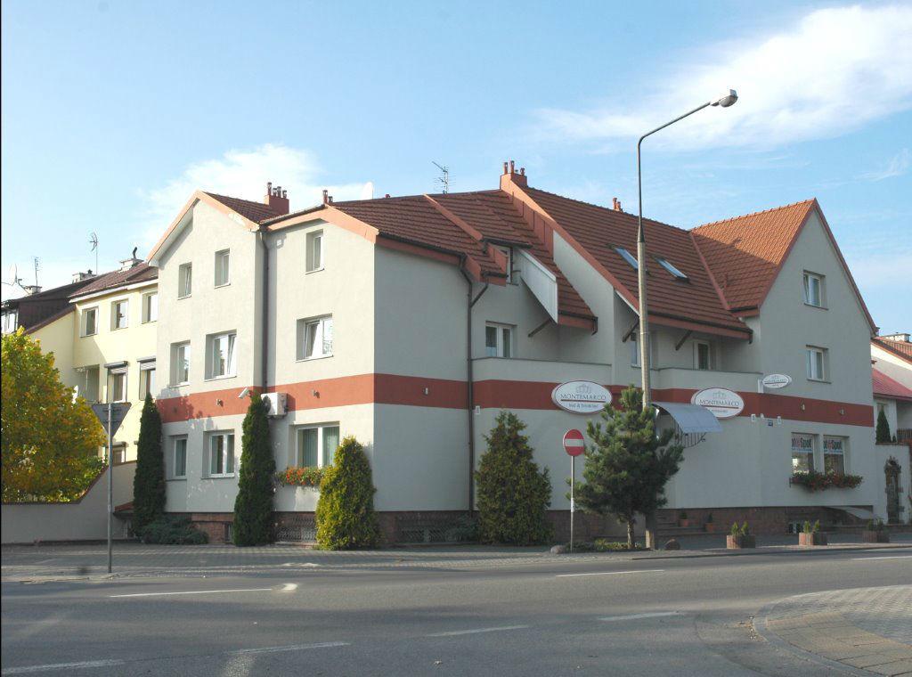 Montemarco Hotel i Restauracja - niedaleko Lotniska im. Chopina.