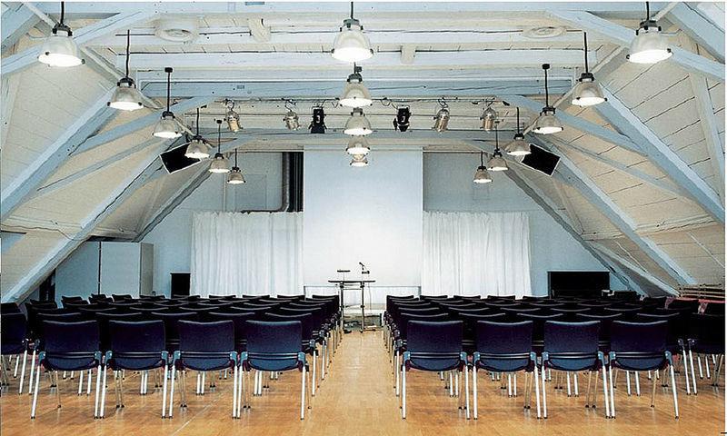 Beispiel: Impressionen von den Räumlichkeiten, Foto: Alter Mühle Langenthal.