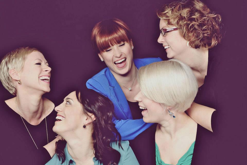 Beispiel: Ihr Friseur-Team, Foto: Pradco Friseur.