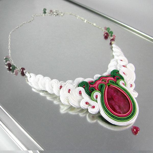Małgorzata Sowa - PiLLow Design, Biżuteria ślubna sutasz.