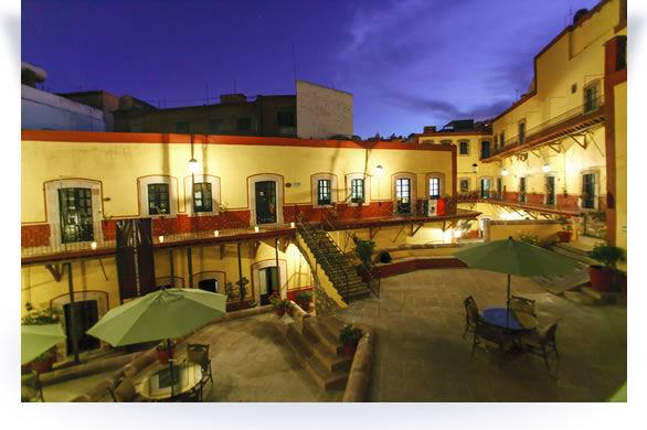 Hacienda Mesón de Jobito en Zacatecas